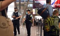 Airport security heightened in Australia following terror plot