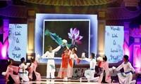 Art exchange marks Vu Lan festival