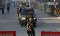 IS claims responsibility for bombing near Afghan intelligence agency