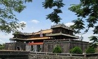 Kien Trung Pavilion to be restored