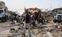 At least 26 killed in Baghdad twin suicide attacks