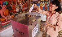 Cambodia ready for general election
