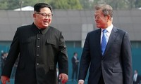 Two Koreas agree on time, place for third summit