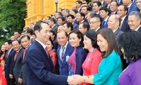 President urges for improvement of economic and cultural diplomacy