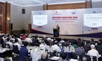 Workshop discusses Vietnam's university education