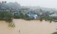 Northern provinces recover from floods, landslides