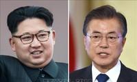 Denuclearization tops agenda of 2018 inter-Korean summit