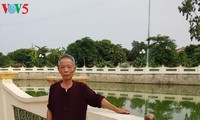War veteran contributes to new rural development