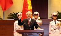 World leaders congratulate Vietnam's new President