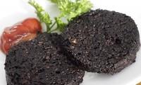 Scotland's black pudding