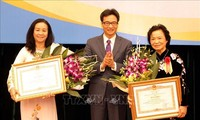 Protectors of children's rights honored