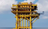 Vietnam-Russia joint venture welcomes first oil flow from Ca Tam field