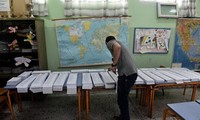 Russia denies meddling in European Parliament elections