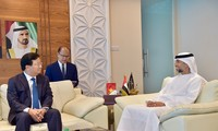 Vietnam, UAE to expand trade to 10 billion USD
