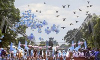 Hanoi marks 20th anniversary of City for Peace recognition
