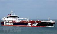 Britain calls UN tanker seizure 'illegal interference'