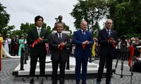 Russia's garden named after President Ho Chi Minh