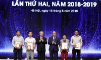 Press honored for anti-corruption work
