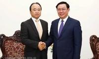 Deputy PM lauds AEON's investment in Vietnam
