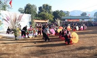 Mong ethnic cultural festival opens in Dien Bien province