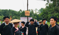 New Year celebrations of Giay ethnic people in Ha Giang province