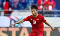 Quang Hai among top Asian footballers