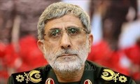 New head of Iran's Quds force wants to remove US from region