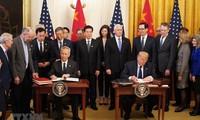 EU cautious about US-China trade deal