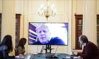 UK breaks with past to approve virtual parliament plan