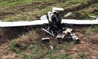 Pakistan downs Indian drone