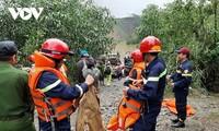 15 people still missing after landslide at Vietnam hydropower plant