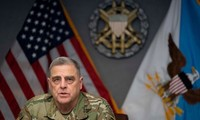 America's top general meets with Taliban, calls for reduction in violence
