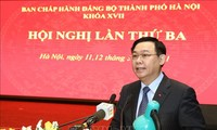 Hanoi works out programs to materialize Party resolution