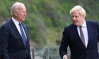 UK, US reaffirm commitment to Northern Ireland peace deal