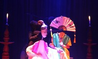 The Tale of Kieu on the puppetry stage