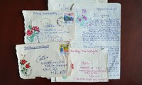 Wartime letters uphold humanitarian values