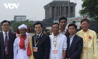 Preservation efforts keep Cham culture alive