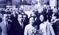 Tri ân bạn bè quốc tế nhân kỷ niệm 40 năm ngày ký Hiệp định Paris