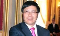 Các Bộ trưởng Ngoại giao ASEAN nhóm họp tại Brunei