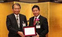 Doanh nhân Việt Nam đầu tiên nhận giải thưởng Nikkei Asia của Nhật Bản