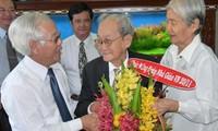 Vĩnh biệt Anh hùng lao động, thầy thuốc nhân dân, GS.TS Nguyễn Thiện Thành
