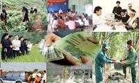 Giảm nghèo bền vững góp phần từng bước đảm bảo an sinh xã hội