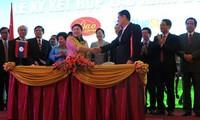 Ký kết chiến lược giữa hai doanh nghiệp Việt Nam - Lào