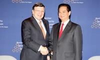 EU và Việt Nam cùng lạc quan hướng về phía trước