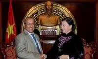 Phó Chủ tịch Quốc hội Nguyễn Thị Kim Ngân tiếp Trưởng đại diện UNICEF tại Việt Nam