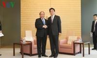 Thủ tướng Shinzo Abe: Việt Nam có vai trò quan trọng trong chính sách đối ngọai của Nhật Bản