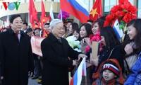 Làm sâu sắc hơn quan hệ đối tác chiến lược toàn diện Việt Nam-Liên bang Nga