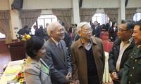 Tổng bí thư BCH TW Đảng cộng sản VN Nguyễn Phú Trọng tiếp xúc cử tri Hà Nội