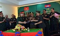 Khánh thành trụ sở Viện lịch sử quân sự Campuchia
