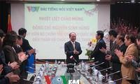 Đài tiếng nói Việt Nam đồng hành trong hội nhập và phát triển của đất nước